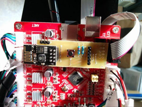 Anet A8 3D Printer WiFi Printing Mod – lokster | space